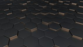 Abstract background. 3D Render of Abstract background royalty free illustration