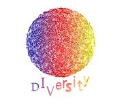 Abstract background 3D rendering - diversity concept.  Royalty Free Stock Photos