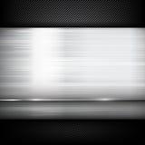 Abstract background dark and black carbon fiber with polish stee. Abstract background dark and black carbon fiber vector illustration eps10 stock illustration