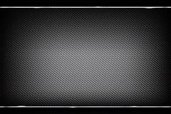 Abstract background dark and black carbon fiber vector  Royalty Free Stock Images