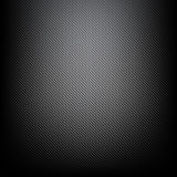 Abstract background dark and black carbon fiber vector  Stock Image