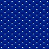 Abstract background of dark blue squares Royalty Free Stock Image