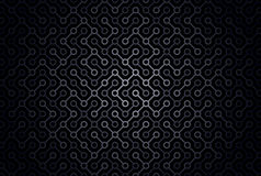 Abstract background. Dark electronic circuit abstract background Stock Images