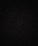 Abstract background. Dark background with abstract ornament Royalty Free Stock Photo