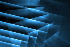 Abstract background with dark polygonal screen Royalty Free Stock Photo