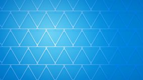 Abstract background of intersecting triangles. Abstract background of dark red intersecting triangles with shadows in light blue colors stock illustration
