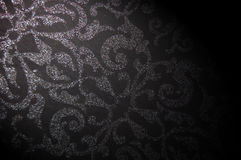 Abstract background dark wall glitter. Abstract background dark grey glitter Royalty Free Stock Photography