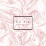 Rose coloured marble texture Royalty Free Stock Image