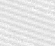 Abstract background with decorative vignettes lines. Vector. Illustration. Space for text.Gray on white Royalty Free Stock Photos