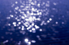 Abstract background with defocused Royalty Free Stock Images