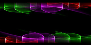 Abstract background design. Lines and meshes Stock Photography