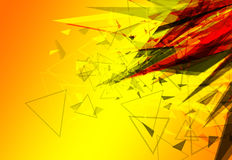 Abstract background design Stock Photo