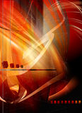Abstract background design Stock Photography