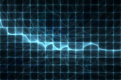 Abstract background design. Abstract business science or technology background Royalty Free Illustration