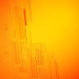 Abstract background for design. Royalty Free Stock Photo