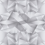 Abstract background design. Absctract background. white and gray design. vector illustration Stock Images
