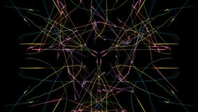 Abstract background for design. Silk symmetry series royalty free illustration