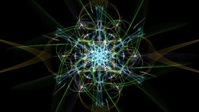 Abstract background for design. Silk symmetry series stock illustration