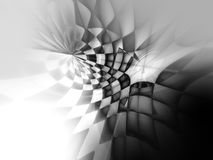 Abstract background for design. Abstract black and white background for web design and business cards Stock Photo