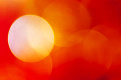 Abstract background for design. With colorful bokeh Stock Photography