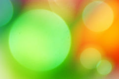 Abstract background for design. With colorful bokeh Stock Photos