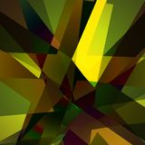 Abstract background for design. Colorful digital illustration Royalty Free Stock Images