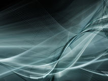 Abstract background design. Computer graphics abstract 3d composition Stock Photography