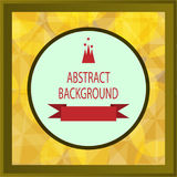 Abstract Background For Design. EPS 10 vector illusion Royalty Free Stock Photo