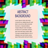 Abstract Background For Design. EPS 10 vector illusion Stock Images