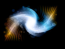 Abstract background. Abstract design background with flowing lines Royalty Free Stock Photo