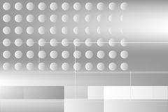 Abstract background design geometric layout gray  with copy space add text. Vector illustration. Abstract background design geometric layout gray with copy space Stock Photography