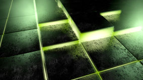 Abstract Background Design Green Royalty Free Stock Photo