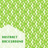 Abstract Background4 design. Abstract Background4 that is Green tone Royalty Free Stock Photos