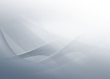 Abstract background for design. Abstract grey soft background for web design and business cards Royalty Free Stock Image