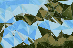 Abstract background for design - illustration Royalty Free Stock Photos