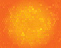 Abstract background for design. Orange pattern. Abstract background for design. Orange geometric squares pattern for your text. Vector illustration royalty free illustration