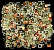 abstract background design retro διανυσματική απεικόνιση