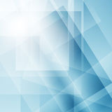 Abstract background. Abstract design background in shades of blue Stock Image
