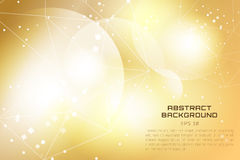 Abstract background design. Shine glow background Stock Photography