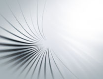 Abstract background for design. Abstract soft grey with rays background for web design and business cards Stock Photography