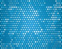Abstract background for design. Squares pattern. Royalty Free Stock Photography
