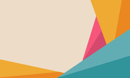 Abstract background for design style. Vector illustration Royalty Free Illustration