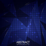 Abstract background Design Template. Vector Illustration Royalty Free Stock Images