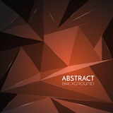 Abstract background Design Template. Vector Illustration Royalty Free Stock Photography