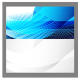 Abstract background for design - vector illustration Royalty Free Stock Image