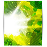 Abstract background design - vector illustration Royalty Free Stock Image