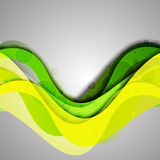 Abstract background design - vector illustration Stock Image