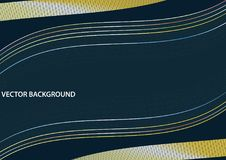 Abstract light vector background Royalty Free Stock Photo