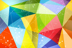 Abstract background design. Vector technology Stock Photo