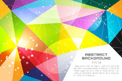 Abstract background design. Vector technology Royalty Free Stock Photography